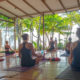yoga på Kockum Fritid